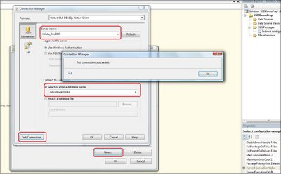 Using indirect configuration with SSIS – ETL/BI-blogger